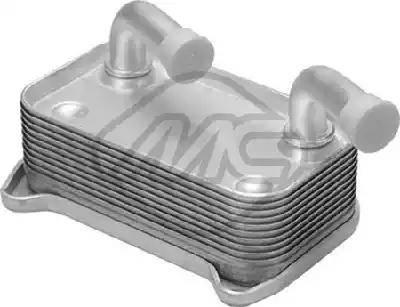 Metalcaucho 06370 - Radiador de aceite, transmisión automática superrecambios.com