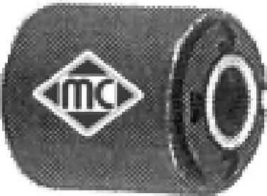 Metalcaucho 00454 - Saylentblok, palancas de un soporte de suspensión de una rueda superrecambios.com
