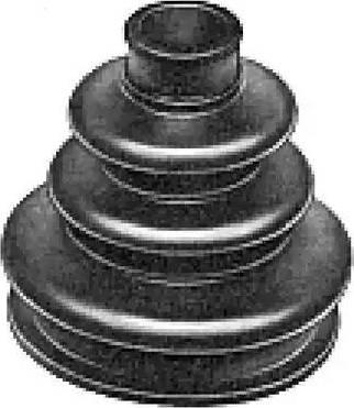 Metalcaucho 00514 - Fuelle, árbol de transmisión superrecambios.com