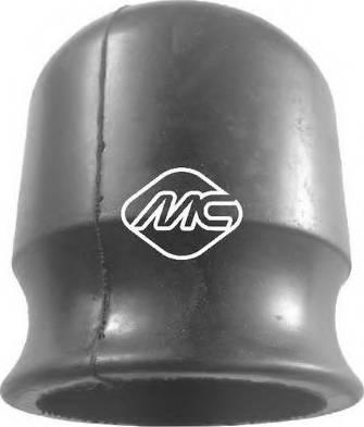 Metalcaucho 00589 - Bola de acoplamiento, enganche de remolque superrecambios.com