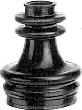 Metalcaucho 00523 - Fuelle, árbol de transmisión superrecambios.com