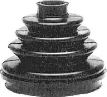 Metalcaucho 00575 - Fuelle, árbol de transmisión superrecambios.com