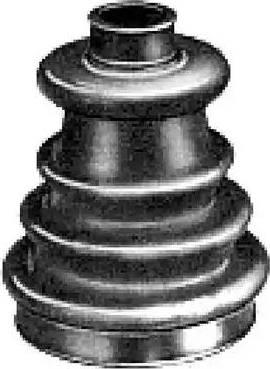 Metalcaucho 00170 - Fuelle, árbol de transmisión superrecambios.com