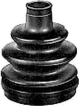 Metalcaucho 00343 - Fuelle, árbol de transmisión superrecambios.com