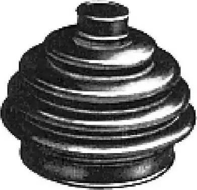 Metalcaucho 00359 - Fuelle, árbol de transmisión superrecambios.com