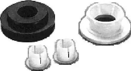 Metalcaucho 00335 - Juego de reparación, palanca de cambios superrecambios.com
