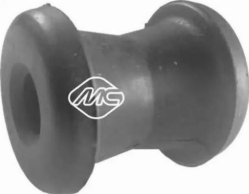 Metalcaucho 00269 - Saylentblok, palancas de un soporte de suspensión de una rueda superrecambios.com