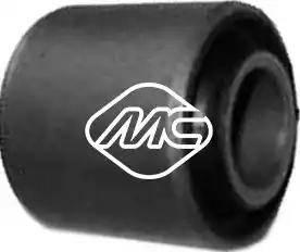 Metalcaucho 00236 - Saylentblok, palancas de un soporte de suspensión de una rueda superrecambios.com
