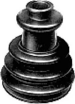 Metalcaucho 00221 - Fuelle, árbol de transmisión superrecambios.com