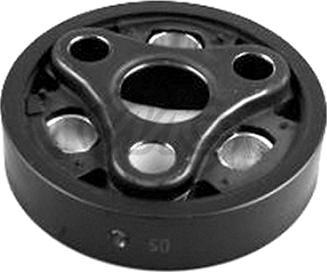 Metalcaucho 01045 - Amortiguador de vibraciones, árbol de transmisión superrecambios.com