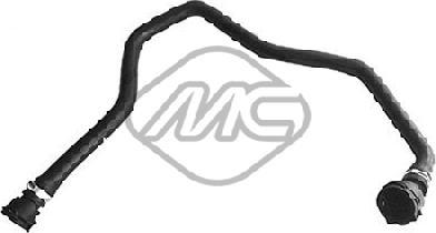 Metalcaucho 03956 - Radiador, refrigeración del motor superrecambios.com