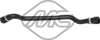 Metalcaucho 03957 - Radiador, refrigeración del motor superrecambios.com