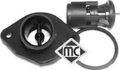 Metalcaucho 03592 - Termostato, refrigerante superrecambios.com