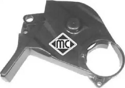 Metalcaucho 03687 - Cubierta, correa distribución superrecambios.com