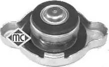 Metalcaucho 03789 - Tapa, radiador superrecambios.com