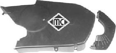 Metalcaucho 03720 - Cubierta, correa distribución superrecambios.com