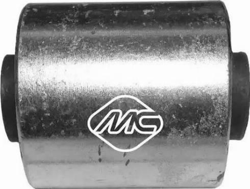 Metalcaucho 02949 - Suspensión, cuerpo del eje superrecambios.com