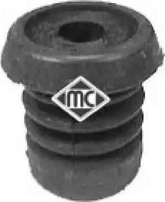 Metalcaucho 02972 - Almohadilla de tope, suspensión superrecambios.com