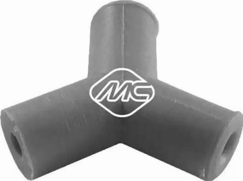Metalcaucho 02440 - Empalmador de tubos flexibles superrecambios.com