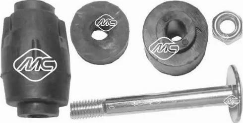 Metalcaucho 02655 - Travesaños/barras, estabilizador superrecambios.com