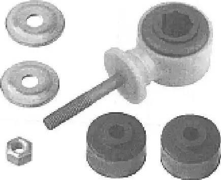 Metalcaucho 02629 - Travesaños/barras, estabilizador superrecambios.com