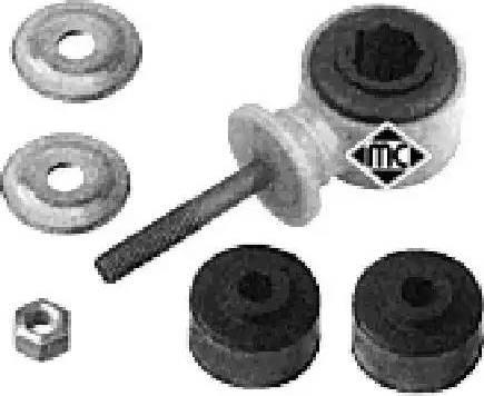 Metalcaucho 02628 - Travesaños/barras, estabilizador superrecambios.com