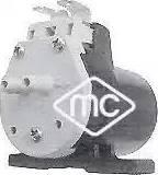 Metalcaucho 02060 - Bomba de agua de lavado, lavado de parabrisas superrecambios.com