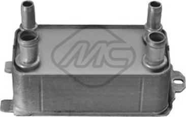 Metalcaucho 39054 - Radiador de aceite, transmisión automática superrecambios.com