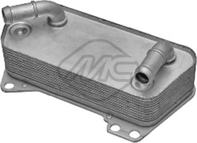 Metalcaucho 39009 - Radiador de aceite, transmisión automática superrecambios.com
