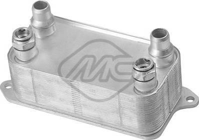 Metalcaucho 39013 - Radiador de aceite, transmisión automática superrecambios.com