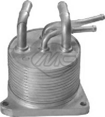 Metalcaucho 39075 - Radiador de aceite, transmisión automática superrecambios.com