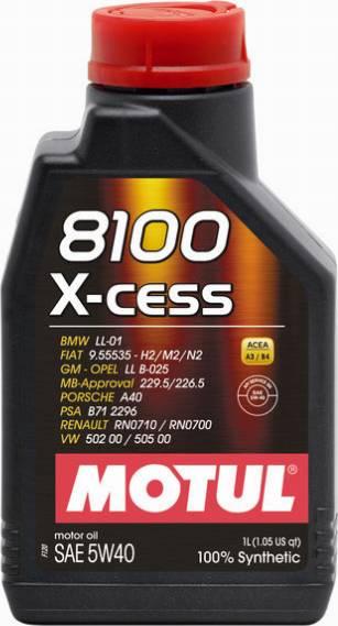 Motul 102784 - Aceite de motor superrecambios.com