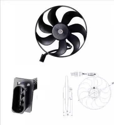 NRF 47064 - Ventilador, refrigeración del motor superrecambios.com