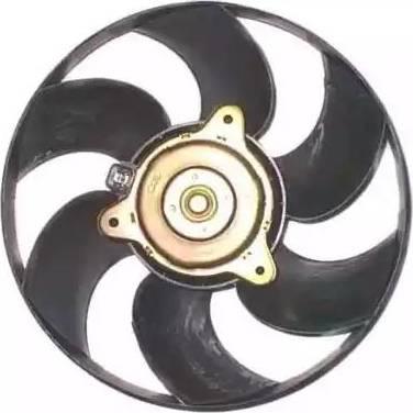 NRF 47345 - Ventilador, refrigeración del motor superrecambios.com