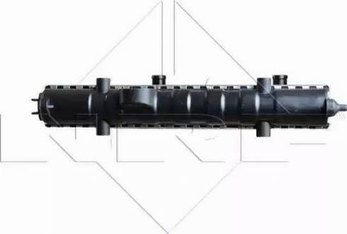 NRF 54687 - Radiador, refrigeración del motor superrecambios.com