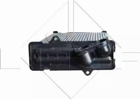 NRF 54280 - Radiador de calefacción superrecambios.com
