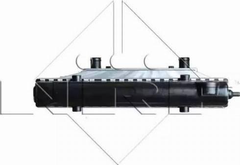 NRF 509501 - Radiador, refrigeración del motor superrecambios.com