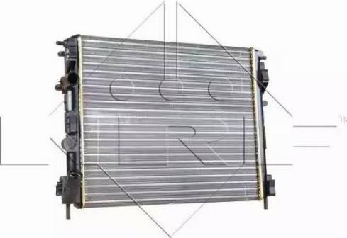 NRF 58148 - Radiador, refrigeración del motor superrecambios.com