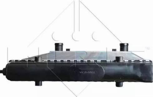 NRF 58819 - Radiador, refrigeración del motor superrecambios.com