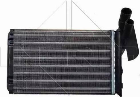NRF 58836 - Radiador de calefacción superrecambios.com