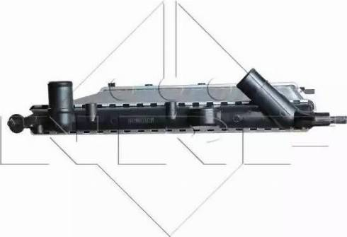 NRF 58785 - Radiador, refrigeración del motor superrecambios.com