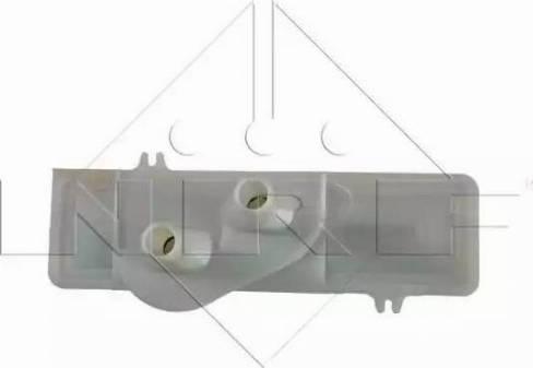 NRF 53204 - Radiador de calefacción superrecambios.com