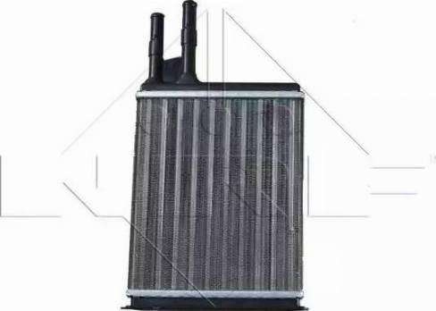 NRF 52066 - Radiador de calefacción superrecambios.com