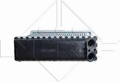 NRF 52219 - Radiador de calefacción superrecambios.com