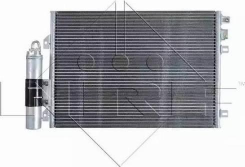 NRF 35430 - Condensador, aire acondicionado superrecambios.com