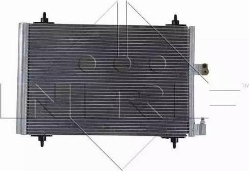 NRF 35437 - Condensador, aire acondicionado superrecambios.com