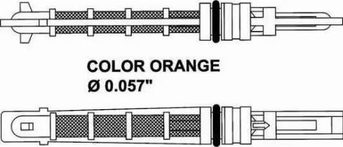 NRF 38449 - Válvula de expansión, aire acondicionado superrecambios.com