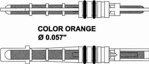 NRF 38209 - Válvula de expansión, aire acondicionado superrecambios.com