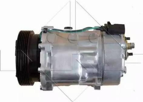 NRF 32064 - Compresor, aire acondicionado superrecambios.com