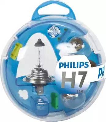 PHILIPS 55719EBKM - Lámpara, faro principal superrecambios.com